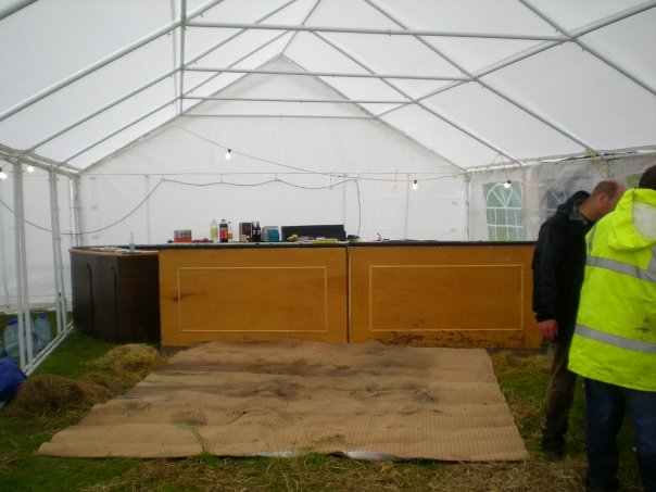 Bar Hire - R Leisure Hire - 01524 733540